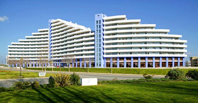 Oceano atlantico apartamentos turisticos hotel algarve golf holidays - Apartamentos algarve ...